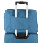 LOUBS Boardcase Townsville 41cm Jeansblau, Farbe: blau/petrol, Manufacturer: Loubs, Dimensions (cm): 41.0x29.0x19.0, Image 4 of 4