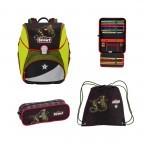 Scout Alpha Set 4-tlg. Ninja Snake, Farbe: anthrazit, grün/oliv, Marke: Scout, Abmessungen in cm: 32.0x40.0x25.0, Bild 1 von 9