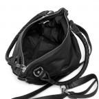 LIEBESKIND Vintage Gina 6 Shopper Black, Farbe: schwarz, Marke: Liebeskind Berlin, EAN: 4051436837506, Abmessungen in cm: 33.0x25.0x12.0, Bild 3 von 4