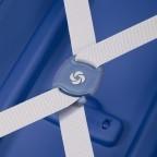 Samsonite S´Cure 49308-1247 Spinner 75cm Dark Blue, Farbe: blau/petrol, Marke: Samsonite, Abmessungen in cm: 52.0x75.0x31.0, Bild 4 von 5
