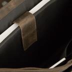 Strellson Richmond Briefbag L Black, Farbe: schwarz, Marke: Strellson, EAN: 4053533131280, Abmessungen in cm: 40.0x29.0x12.0, Bild 2 von 2