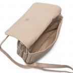 LIEBESKIND Vintage Maike 6 Tasche Stone, Farbe: taupe/khaki, Marke: Liebeskind Berlin, EAN: 4051436837803, Abmessungen in cm: 23.0x17.0x7.0, Bild 3 von 4