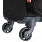 Samsonite Base Hits 59145 Spinner 77 Expandable Black, Farbe: schwarz, Manufacturer: Samsonite, Image 4 of 5