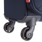 Samsonite Base Hits 59145 Spinner 77 Expandable Navy Blue, Farbe: blau/petrol, Marke: Samsonite, Bild 4 von 5