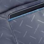 """Samsonite Vectura 59224 Bailhandle L 17.3"""" Sea Grey, Farbe: grau, Manufacturer: Samsonite, Dimensions (cm): 47.5x34.0x16.5, Image 7 of 7"""