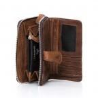 Bull & Hunt Börse Cashbox Wallet Mocha Washed, Farbe: cognac, Marke: Bull & Hunt, Abmessungen in cm: 12.0x8.0, Bild 3 von 3