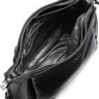 Adax Cormorano 229992 Ellinor Tasche Black, Farbe: schwarz, Marke: Adax, EAN: 5705483160337, Abmessungen in cm: 23.0x25.0x9.0, Bild 3 von 3