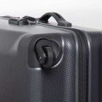 Samsonite Skydro 59616 Spinner 74 Black, Farbe: schwarz, Manufacturer: Samsonite, Dimensions (cm): 53.0x74.0x31.0, Image 4 of 5