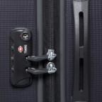 Samsonite Skydro 59614 Spinner 55 Black, Farbe: schwarz, Marke: Samsonite, Abmessungen in cm: 40.0x55.0x20.0, Bild 2 von 5