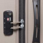 Samsonite Koffer/Trolley Skydro 59616 Spinner 74 Ivory Gold, Farbe: beige, Marke: Samsonite, Abmessungen in cm: 53.0x74.0x31.0, Bild 4 von 5