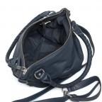 LIEBESKIND Vintage Gina 6 Shopper Dark Blue, Farbe: blau/petrol, Marke: Liebeskind Berlin, EAN: 4051436837537, Abmessungen in cm: 33.0x25.0x12.0, Bild 3 von 4