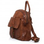 HARBOUR2nd Rucksack Gudrun Cognac, Farbe: cognac, Manufacturer: Harbour 2nd, Dimensions (cm): 35.0x28.0x8.0, Image 2 of 4