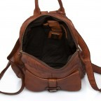 HARBOUR2nd Rucksack Gudrun Cognac, Farbe: cognac, Manufacturer: Harbour 2nd, Dimensions (cm): 35.0x28.0x8.0, Image 4 of 4