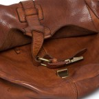 HARBOUR2nd Saddle Bag Nauja Cognac, Farbe: cognac, Marke: Harbour 2nd, Abmessungen in cm: 29.0x28.0x11.0, Bild 4 von 5