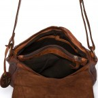 HARBOUR2nd Saddle Bag Nauja Cognac, Farbe: cognac, Marke: Harbour 2nd, Abmessungen in cm: 29.0x28.0x11.0, Bild 5 von 5