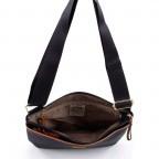 Brics X-Bag Crossbag BXG32733 Blau, Farbe: blau/petrol, Marke: Brics, Abmessungen in cm: 27.0x25.0x4.0, Bild 4 von 4