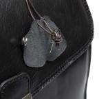 Assima 3-Fächer Aktentasche Vacchettaleder Schwarz, Farbe: schwarz, Marke: Assima, Abmessungen in cm: 42.0x29.0x16.0, Bild 5 von 5
