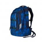 Satch Pack Rucksack Bluetwist, Farbe: blau/petrol, Marke: Satch, EAN: 4260389762142, Abmessungen in cm: 30.0x45.0x22.0, Bild 2 von 3