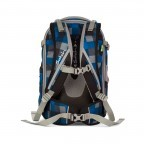 Satch Match Rucksack Airtwist, Farbe: blau/petrol, Manufacturer: Satch, EAN: 4260389762241, Image 3 of 5