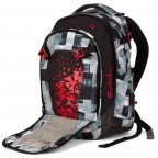Satch Match Rucksack City Fitty, Farbe: grau, Manufacturer: Satch, EAN: 4260389762197, Image 4 of 5
