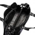 Adax Sorano 231794 Shopper Black, Farbe: schwarz, Marke: Adax, EAN: 5705483167114, Abmessungen in cm: 37.0x29.0x16.0, Bild 3 von 3