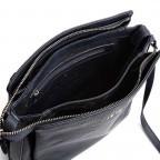 Adax Cormorano 229992 Tasche Blue, Farbe: blau/petrol, Marke: Adax, EAN: 5705483171234, Abmessungen in cm: 23.0x25.0x9.0, Bild 3 von 3