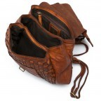 HARBOUR2nd Rucksack Selene Cognac, Farbe: cognac, Manufacturer: Harbour 2nd, Dimensions (cm): 30.0x25.0x10.0, Image 4 of 4