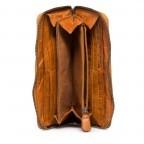 JACK KINSKY Sydney 1018-780 Cognac, Farbe: cognac, Marke: Jack Kinsky, EAN: 4051482299464, Abmessungen in cm: 22.0x11.0x2.5, Bild 3 von 3