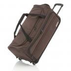 Travelite Basic Trolley Reisetasche XL 83l Braun, Farbe: braun, Marke: Travelite, Abmessungen in cm: 70.0x37.0x32.0, Bild 1 von 2