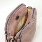 SURI FREY Romy Crossbag S Reißverschluss Synthetik Rose, Farbe: rosa/pink, Marke: Suri Frey, Abmessungen in cm: 19.0x20.0x6.0, Bild 4 von 6