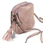 SURI FREY Romy Crossbag S Reißverschluss Synthetik Rose, Farbe: rosa/pink, Marke: Suri Frey, Abmessungen in cm: 19.0x20.0x6.0, Bild 2 von 6