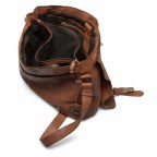 HARBOUR2nd Messenger Bag Yamal Cognac, Farbe: cognac, Manufacturer: Harbour 2nd, Dimensions (cm): 37.0x30.0x9.0, Image 3 of 4