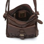 HARBOUR2nd Crossbag Jörmi Brown, Farbe: braun, Manufacturer: Harbour 2nd, Dimensions (cm): 21.0x26.0x6.0, Image 4 of 5