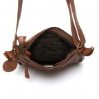 HARBOUR2nd Crossbag Jörmi Cognac, Farbe: cognac, Manufacturer: Harbour 2nd, Dimensions (cm): 21.0x26.0x6.0, Image 4 of 5
