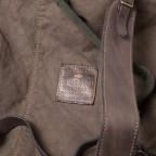 Campomaggi Rucksack-Taschen-Kombi Grau-Braun, Farbe: grau, braun, Marke: Campomaggi, Abmessungen in cm: 42.0x44.0x2.0, Bild 6 von 6