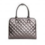 Socha Business Bag Ella Metal Gray, Marke: Socha, EAN: 4029276048406, Abmessungen in cm: 39.0x28.5x9.0, Bild 3 von 6