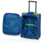 Travelite Kindertrolley Youngster 43cm Blau, Farbe: blau/petrol, Marke: Travelite, Abmessungen in cm: 31.0x43.0x18.0, Bild 4 von 6