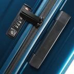 Samsonite Neopulse 65753 Spinner 69 Metallic Blue, Farbe: blau/petrol, Marke: Samsonite, Abmessungen in cm: 46.0x69.0x27.0, Bild 4 von 5