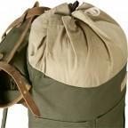 Fjällräven Rucksack No.21 Medium Dark Olive, Farbe: grün/oliv, Marke: Fjällräven, EAN: 7323450054359, Abmessungen in cm: 44.0x28.0x13.0, Bild 4 von 5