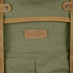 Fjällräven Rucksack No.21 Medium Dark Olive, Farbe: grün/oliv, Marke: Fjällräven, EAN: 7323450054359, Abmessungen in cm: 44.0x28.0x13.0, Bild 2 von 5