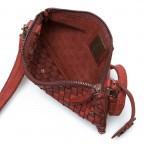 HARBOUR2nd Clutch Lillen B3.4795 Addicting Red, Farbe: rot/weinrot, Marke: Harbour 2nd, Abmessungen in cm: 23.0x13.0x2.0, Bild 3 von 3