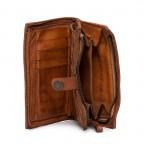 Campomaggi Börse Leder CP0110-VL 1702 Cognac, Farbe: cognac, Marke: Campomaggi, Abmessungen in cm: 15.5x10.5x2.0, Bild 3 von 4