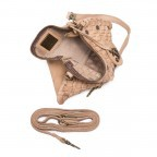 HARBOUR2nd Clutch Lillen Taupe, Manufacturer: Harbour 2nd, Dimensions (cm): 23.0x13.0x2.0, Image 4 of 6