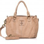 HARBOUR2nd Bowling Bag Fanny Taupe, Manufacturer: Harbour 2nd, Dimensions (cm): 30.0x25.0x10.0, Image 2 of 4