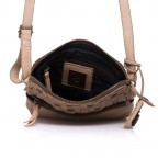HARBOUR2nd Crossbag Selma Taupe, Manufacturer: Harbour 2nd, Dimensions (cm): 19.0x20.0x3.0, Image 4 of 5