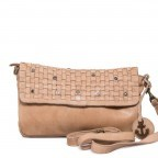 HARBOUR 2nd Clutch Loa Taupe, Marke: Harbour 2nd, Abmessungen in cm: 28.5x19.0x3.0, Bild 1 von 4