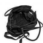 LIEBESKIND Vintage Glory Shopper Black, Farbe: schwarz, Marke: Liebeskind Berlin, EAN: 4051436833164, Abmessungen in cm: 33.0x30.0x16.0, Bild 3 von 4