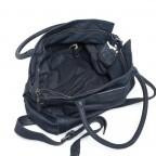 LIEBESKIND Vintage Glory Shopper Dark Blue, Farbe: blau/petrol, Marke: Liebeskind Berlin, EAN: 4051436833195, Abmessungen in cm: 33.0x30.0x16.0, Bild 3 von 4