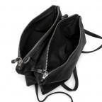 LIEBESKIND Vintage Karen 6 Kleine Tasche Black, Farbe: schwarz, Marke: Liebeskind Berlin, EAN: 4051436837667, Abmessungen in cm: 24.0x16.0x4.0, Bild 3 von 4