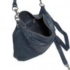 LIEBESKIND Vintage Pazia 6 Beutel Dark Blue, Farbe: blau/petrol, Marke: Liebeskind Berlin, EAN: 4051436837902, Abmessungen in cm: 40.0x35.0x8.5, Bild 2 von 4